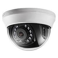 Купольная Turbo HD камера Hikvision DS-2CE56D1T-IRMM, 2 Мп, фото 1