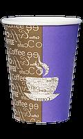 Бумажный стаканчик 350 мл (euro)