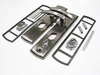 Ручка разобранная для металлических дверей