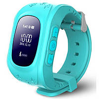 Smart Watch Positioning Watches Q50 Blue