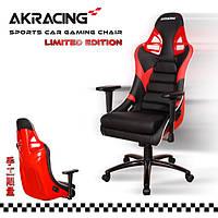 Кресло Akracing GT911 BLACK&RED