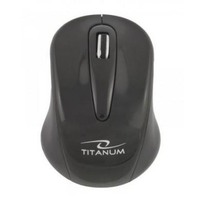 Компьютерная мышь ESPERANZA Titanum Mouse TM104K Black беспроводная