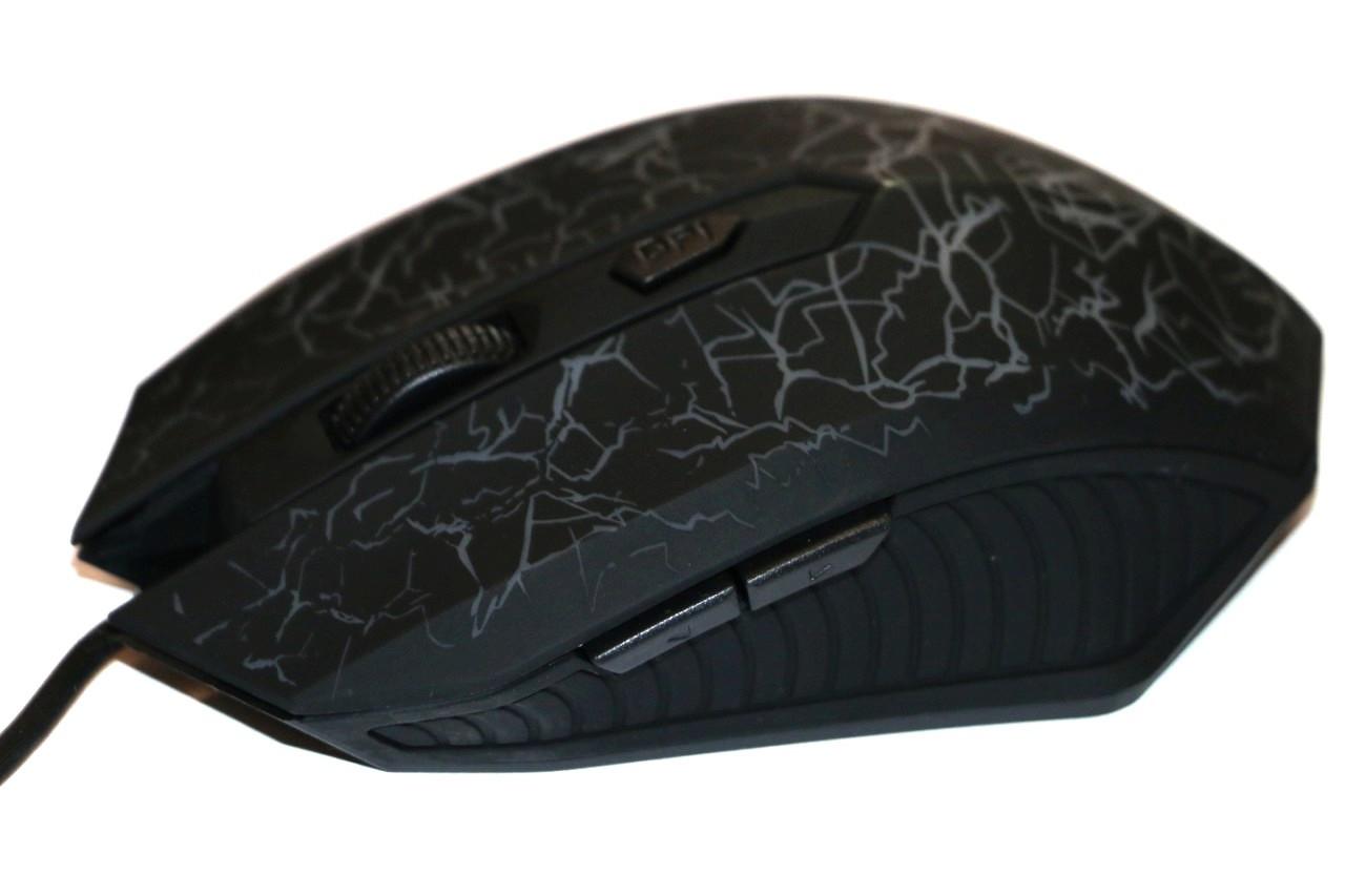 Игровая мышь JX-509 проводная