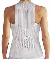 Корсет бандаж для спины и поясницы с стальными шинами Dorsocare