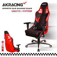 Кресло Akracing PS911 BLACK&RED