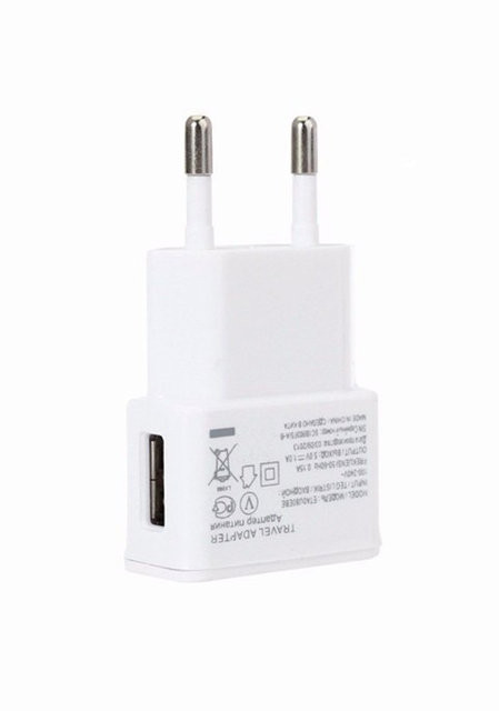 Сетевое зарядное USB устройство CH128 на 2А