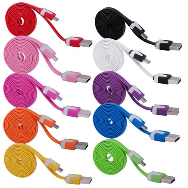 Кабель micro USB SHZONS X38 улитка
