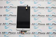 Дисплейный модуль для мобильного телефона LG G2 D802 белый