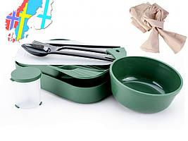 Набор туристической посуды Швеция
