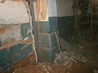 Усиление бетонных стен  и столбов