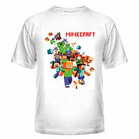 Футболка  Майнкрафт, Minecraft