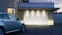 Ворота гаражные секционные RenoMatic Decograin Hоrmann (Германия) 2500х2125