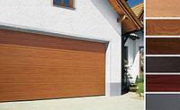 Ворота гаражные секционные RenoMatic Decograin Hоrmann (Германия) 2500х2250
