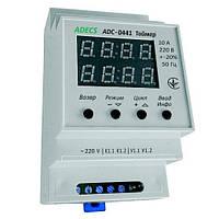 Таймер 2-х канальный электронный циклический (реле времени) Adecs ADC-0441