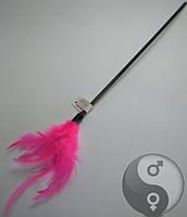 Сексуальные перышки (розовый)