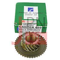 Шестерня 5 передачи N=17 M035S5 MITSUBISHI CANTER 659 (ME606813/ME608845) ENGINE MASTER, фото 1