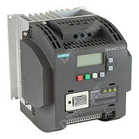 Преобразователь частоты Siemens SINAMICS V20 3 кВт 7.3 A 3-ф/380 В