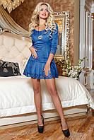 Молодежное женское платье 2065 Seventeen 42-48 размеры