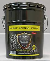 Праймер битумно-каучуковый BITUGUM 10 л.
