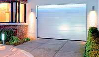 Ворота гаражные секционные RenoMatic Decograin Hоrmann (Германия) 3000х2125