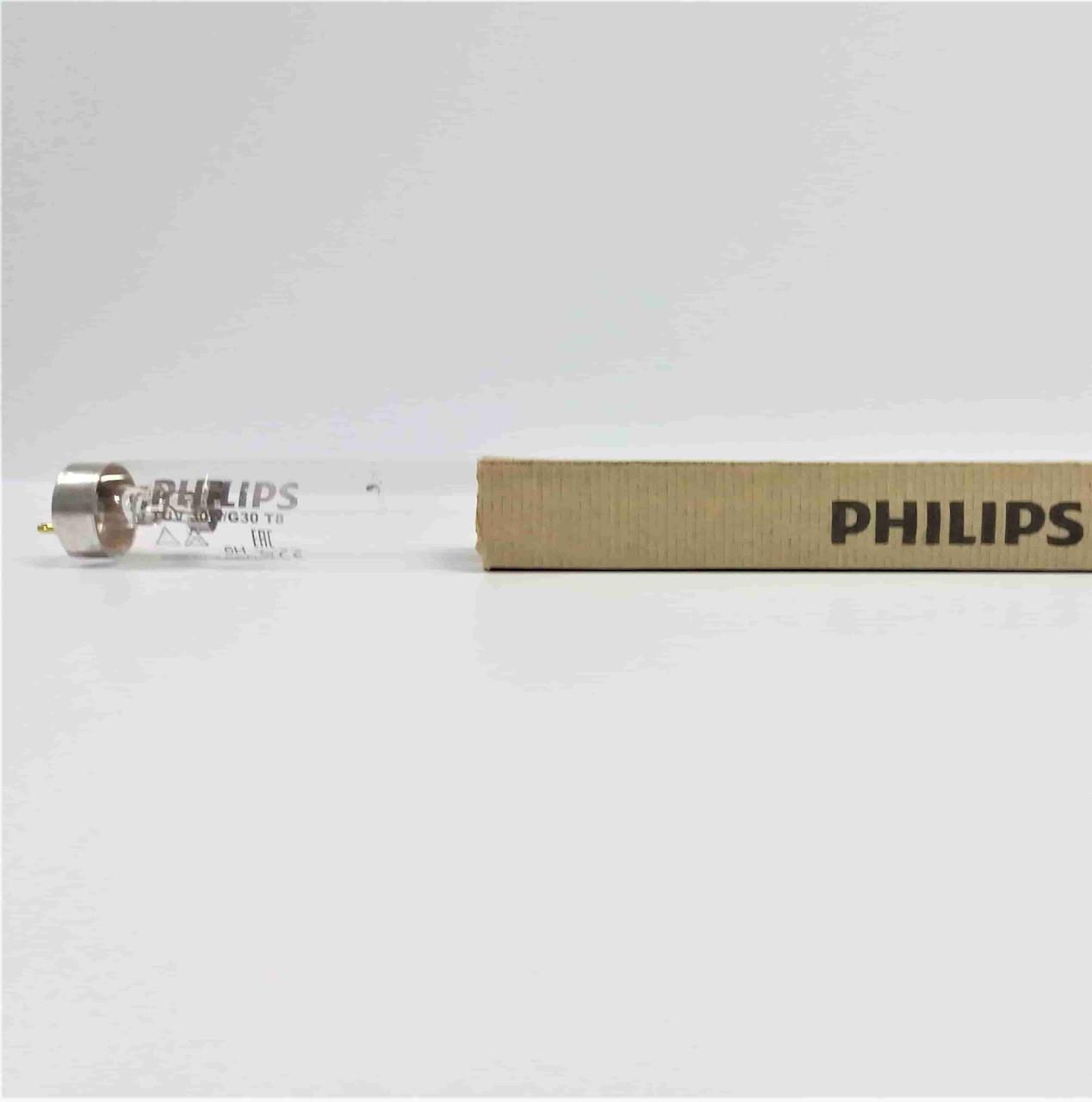 Лампа бактерицидная TUV 30 Вт, Philips