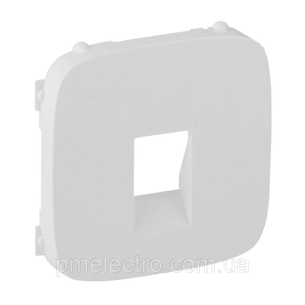 VLN-A Накл. роз. RJ11/RJ45 БІЛ