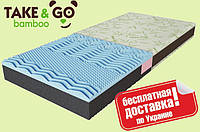 Матрас ортопедический Нео Блу (Neo Blue) серии Take&Go bamboo