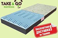 Матрас ортопедический Нео Блу (Neo Blue) серии Take&Go bamboo, фото 1