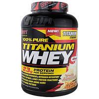 100% Pure Titanum Whey 2,25 kg tropical berry
