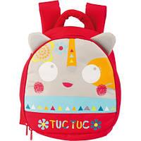 Рюкзак детский для девочки, маленький Tuc Tuc BAOBAB