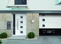 Ворота гаражные секционные RenoMatic Decograin Hоrmann (Германия) 3000х2500