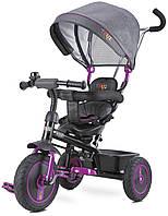 Детский велосипед Caretero Buzz Purple