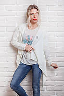 Модный женский кардиган кофта в расцветках 42-44, 46-48