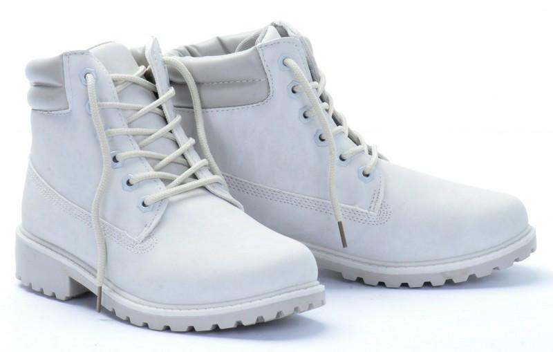 Женские ботинки Principe light grey