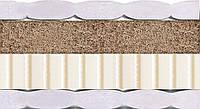 Тонкий матрас на диван(кровать) Футон №5 с латексом и кокосом, фото 1