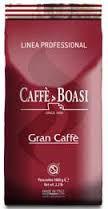 Кофе Caffe Boasi Bar Gran Caffe, зерно, 75% Арабика/25% Робуста, Италия, 1 кг