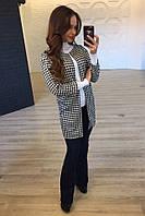 Женский пиджак ткань: французский трикотаж размер: длина 78 см. цвет только такой фото реал нвин№063250