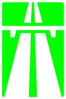 Дорожные знаки Информационно-указательные знаки Автомагистраль 5.1