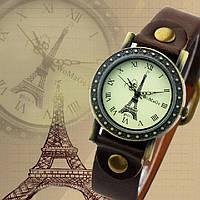 Часы женские Paris в наличии brown (коричневый)