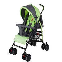 Детская прогулочная коляска Quatro Mini Green Adamex