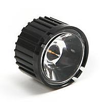 Линза оптическая для светодиодов 1,3,5 Вт, 90 градусов