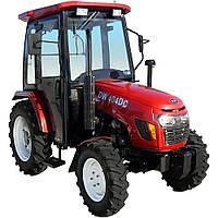 Трактор DW404DC  (40 л.с., 4 цилиндра, ГУР, колеса 7.5х16/11.2х24, доп. грузы), фото 1