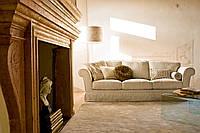 Итальянский раскладной модульный диван TREVI фабрика ALBERTA