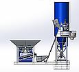 Мобильная бетоносмесительная установка МБСУ-15С от производителя KARMEL, фото 2
