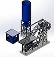 Мобильная бетоносмесительная установка МБСУ-15С от производителя KARMEL, фото 4