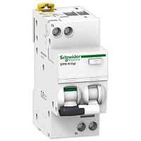 Дифференциальный автоматический выключатель Acti9 10A 30мА A9D31610 Schneider Electric Acti9