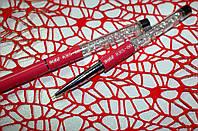 Кисть для рисования складная розовая ручка , YRE, KRS-00