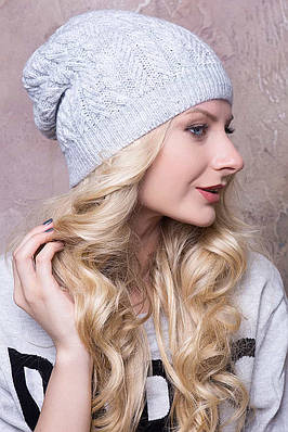 Женская шапка «Глория» - РАСПРОДАЖА