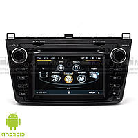 Штатная магнитола Mazda 6 Black (M012I) Winca S160 Android