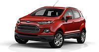 Лобовое стекло Ford Ecosport (2014-), Форд Экспорт AGC